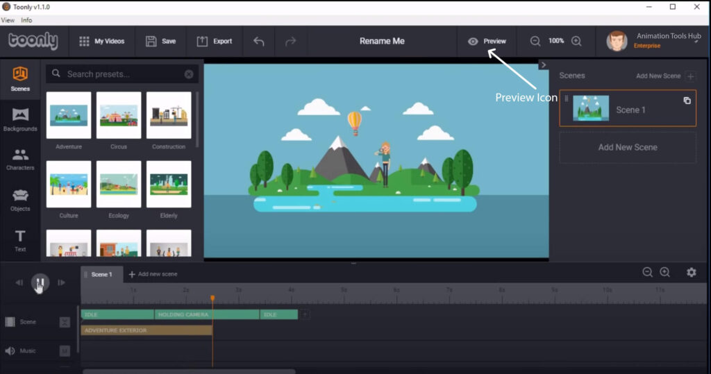 Creating Engaging and Interactive Promotional Videos with Viddyoze