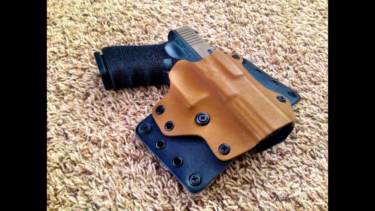 Do You Own A IWB Kydex Holster? Here Are Some Tips To Protect It