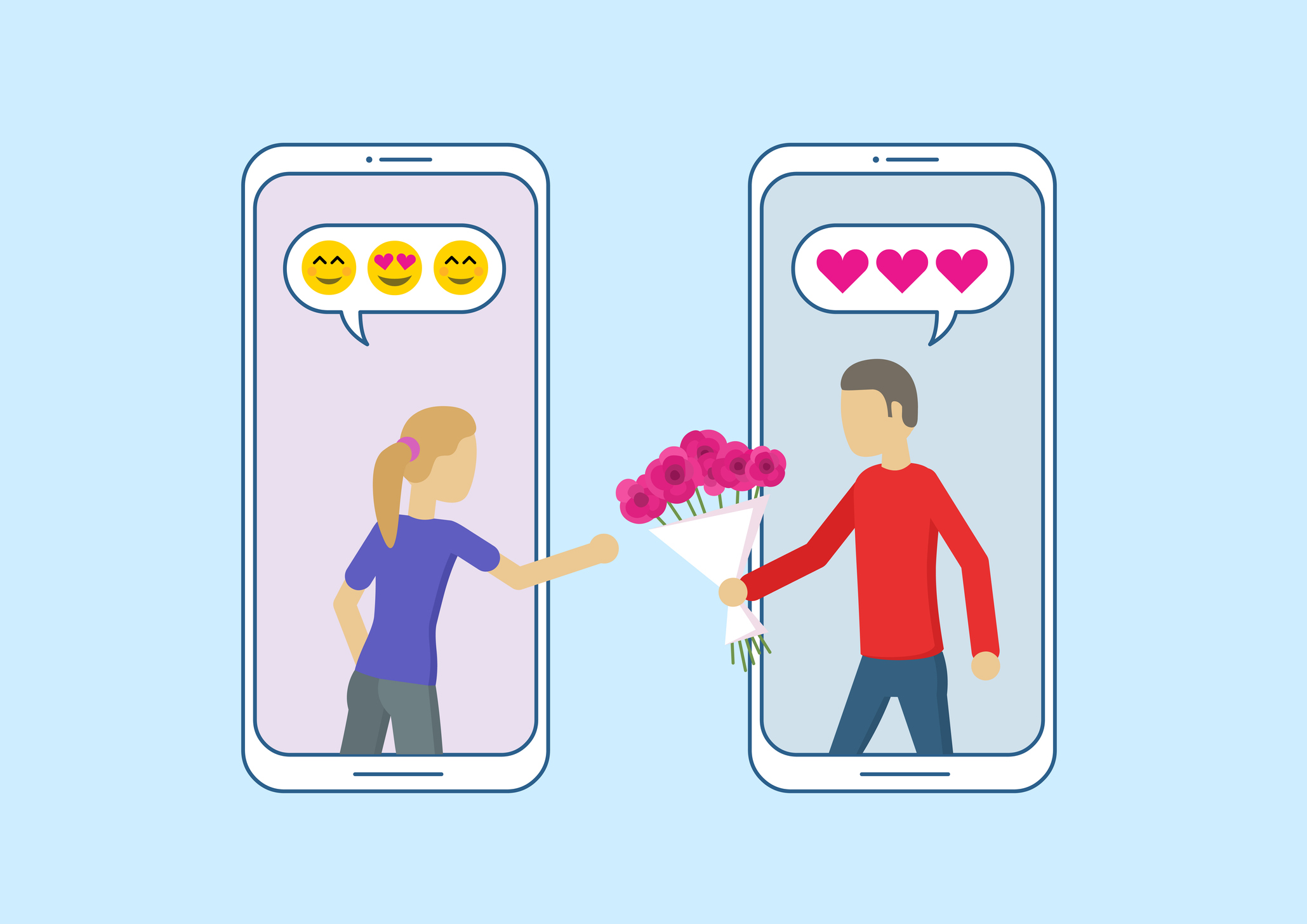 Older Women Dating Online Dating Are Something In Common