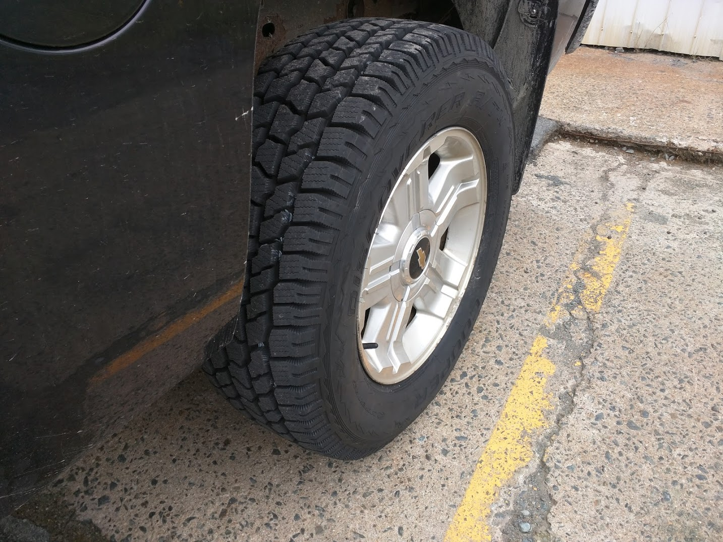 Buying All-Terrain Tires: Quick Tips