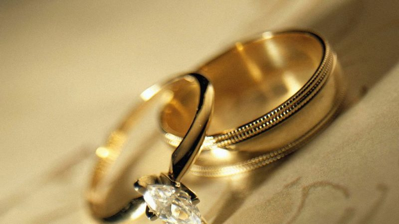 Wedding Ring Settings Without Stones – Know about them