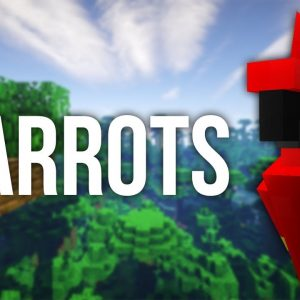 Ultimate Guide To Finding The Parrots In Updated Version Of The Minecraft Game Platform