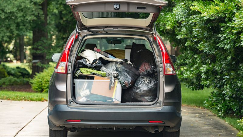 Tips To Move Your Car Along With Everything Else